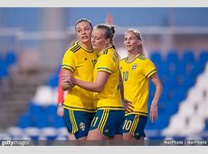 Sweden Women's National Team To Play With Inspirational