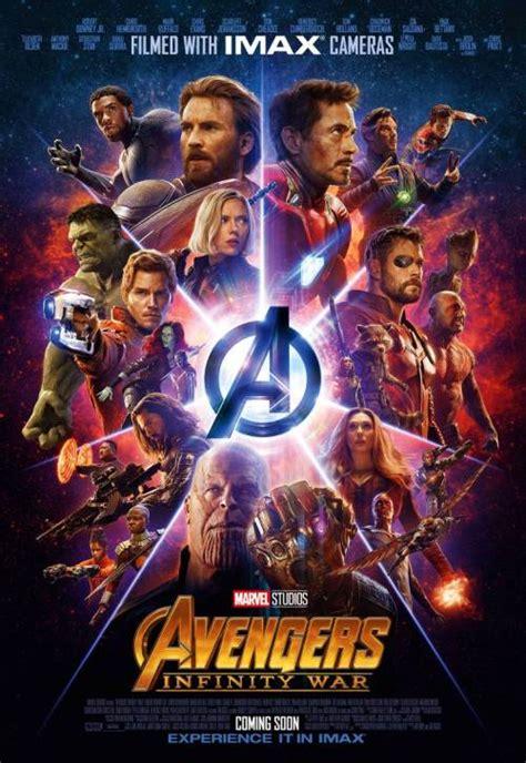 avengers infinity war  supereroi marvel nel nuovo