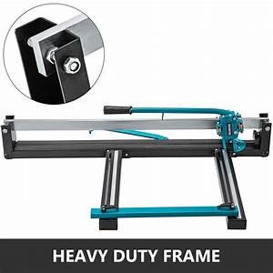 800mm Manual Tile Cutter Cutting Machine Adjustable Hand