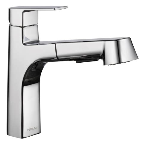 Peerless Kitchen Faucet Sprayer Parts by Peerless Xander Single Handle Pull Out Sprayer Kitchen