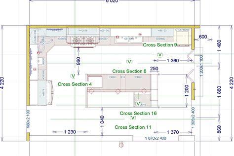 Design Ideas For Galley Kitchens - kitchen layout island 6497