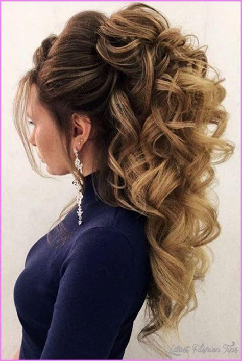 bridesmaids hairstyles latestfashiontipscom