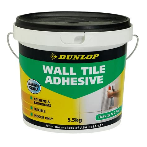 Tile Adhesive Remover Bunnings by Dunlop 5 5kg Wall Tile Adhesive Bunnings Warehouse