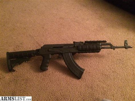 Ak-47 With 250 Rounds