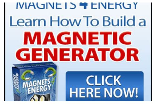 magnets 4 energy free download