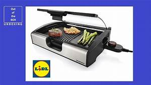 Rauchfreier Grill Lidl : silvercrest tabletop grill stgg 1800 a2 unboxing lidl ~ Jslefanu.com Haus und Dekorationen