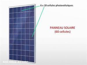 Installation Panneau Solaire : principe de fonctionnement d 39 un panneau solaire solaris ~ Dode.kayakingforconservation.com Idées de Décoration