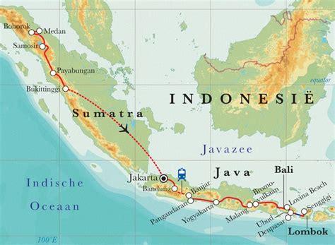 rondreis sumatra java bali lombok  dagen djoser