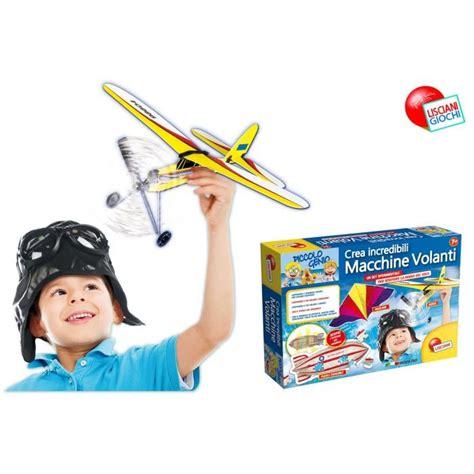 Giochi Di Macchine Volanti Liscianigiochi Piccolo Genio Crea Incredibili Macchine Volanti