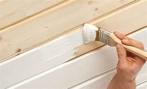Lackiertes Holz Mit Acrylfarbe Streichen : holzdecke streichen mit aqua holz isolier und deckfarbe jaegerlacke holzdecke isolierfarbe ~ Watch28wear.com Haus und Dekorationen