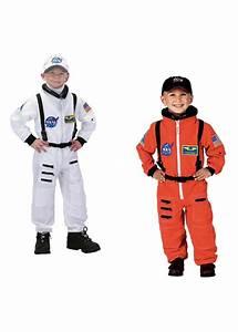 Nasa Orange Astronaut and White Astronaut Boys Costumes ...