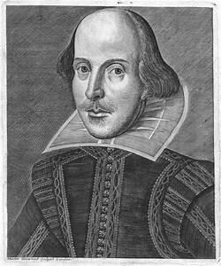 Shakespeare Portrait Black And White   www.pixshark.com ...