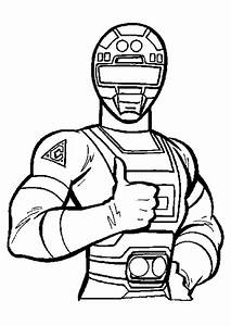 Cool Robot Coloring Pages - Cool Power Ranger Robot ...