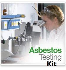 air test kit asbestos