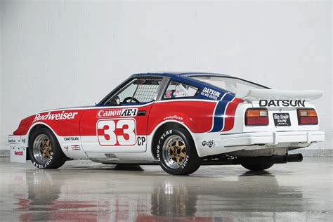 paul newman race car paul newman s 1979 datsun 280zx race car hiconsumption