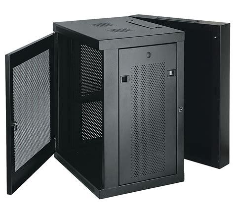 wall mount server cabinet tripp lite srw15us 15u wall mount rack enclosure server