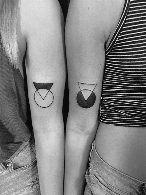 The 25+ best Matching friendship tattoos ideas on Pinterest | Sister friend tattoos, Small