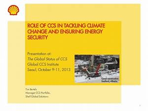 Panel 1. Tackling climate change and ensuring energy ...