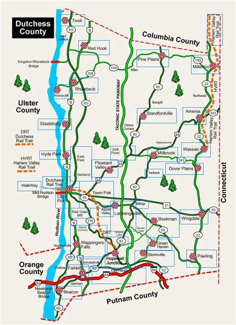 images  map  hudson valley ny  pinterest