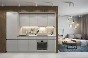 amenager un studio interieurs design de moins de 30m2 With idee amenagement appartement 30m2