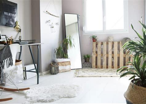 chambre palette deco chambre avec palette raliss com