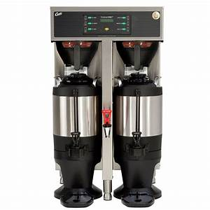 Curtis Tp15t19a1100 Thermopro Twin 3 Gallon Coffee Brewer
