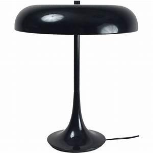 Lampe Salon Design : lampe de salon design madison noire en m tal keria ~ Melissatoandfro.com Idées de Décoration