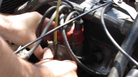 how to adjust ignition timing car
