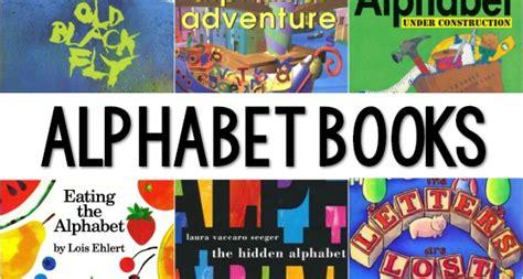 alphabet books for preschool pre k pages 726   Alphabet Picture Book List for Preschool