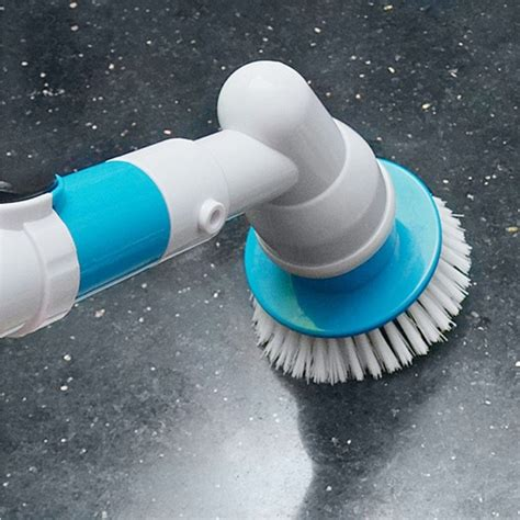 multi function tub  tile scrubber cordless power spin