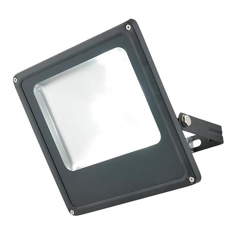 cordelia medium 1 light outdoor led slim flood light black
