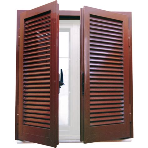 le persiane persiana in alluminio ecofinestre serramenti e infissi