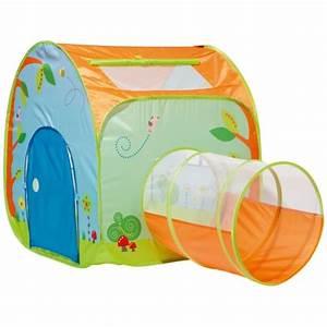 Jeux Plein Air Bebe : avis maison pop up avec tunnel cottage oxybul jeux de ~ Dailycaller-alerts.com Idées de Décoration