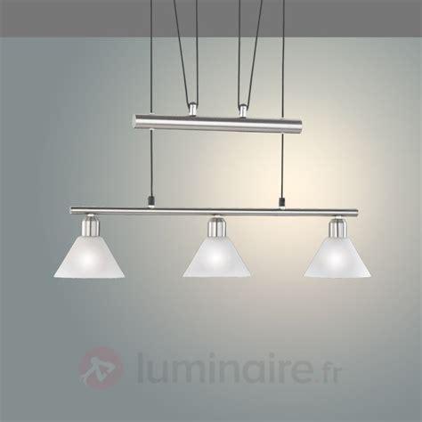 eclairage cuisine led suspension à hauteur réglable à plusieurs les 9003734x