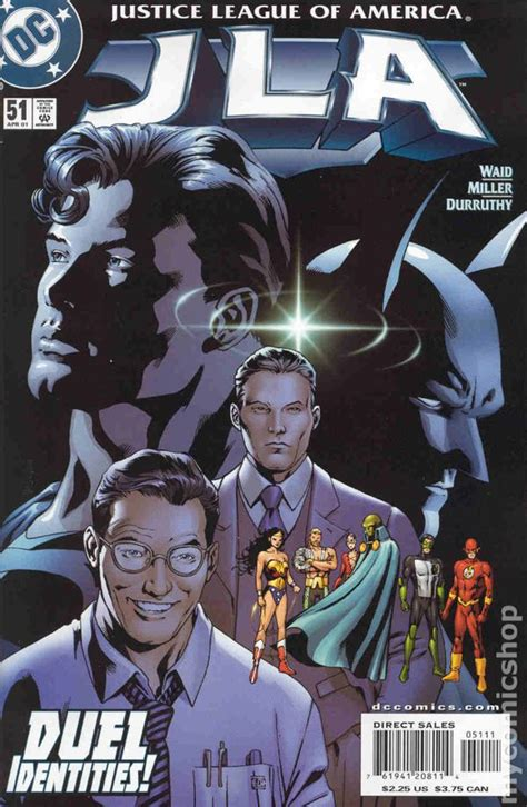 Justice League Divided We Fall Comic