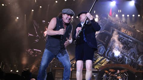 acdc announce north american   rolling stone
