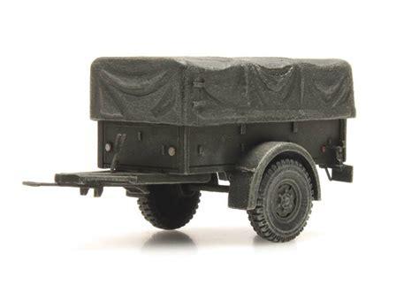 military trailer cer trailer polynorm 1 t royal dutch army artitecshop