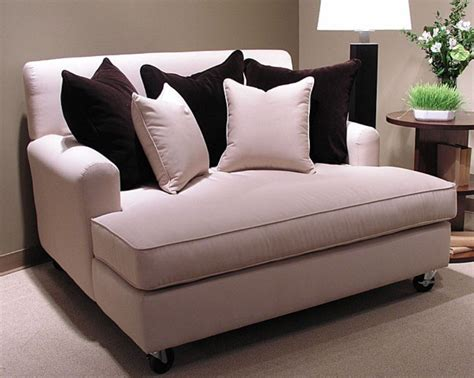 Big Sofa Chairs by Grabbing A Big Chair With Ottoman To Relax After A