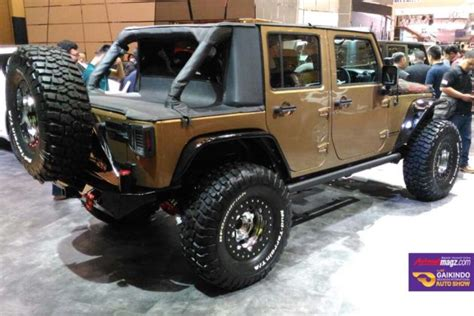 call of duty jeep 2016 garansindo hadirkan jeep wrangler cliffhanger edition di