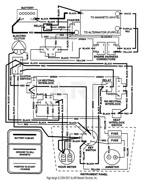 scag ssz 22cv 60001 69999 parts diagram for electrical wiring diagram kohler