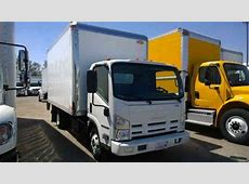 Isuzu NPRHD 16Ft Box Truck ONLY28K MILES Liftgate 5 2L