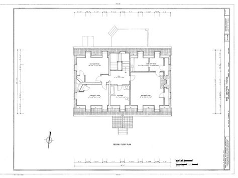 colonial floor plans historic colonial house plans colonial williamsburg house
