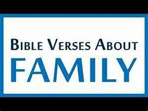 Family Bible Verses Quotes - Profile Picture Quotes