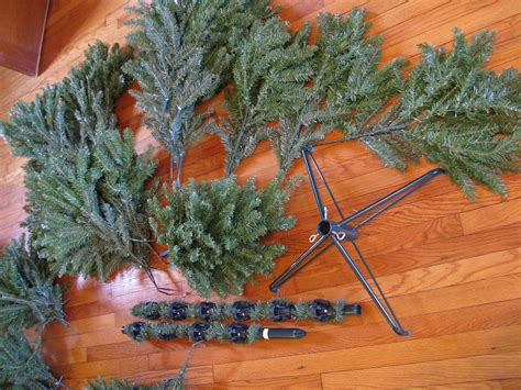 how to fix artificial christmas tree branches faux fir artificial trees look less artificial family