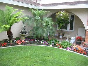 Bl Fountain Landscape Lighting Info Beautiful Front Yard Landscaping Pictures