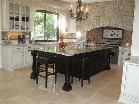 standard kitchen cabinet depth Kitchen Traditional with