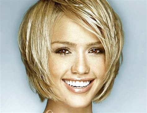 Medium Short Hairstyles For Fine Hair