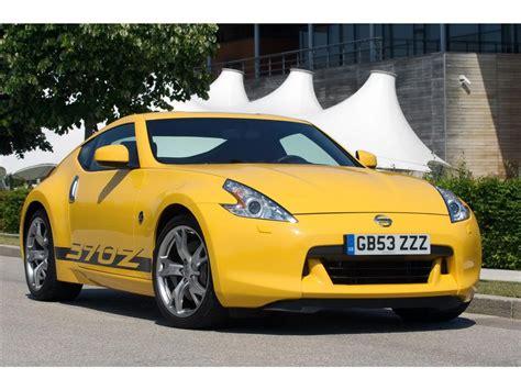 nissan yellow 2010 nissan 370z yellow edition conceptcarz com