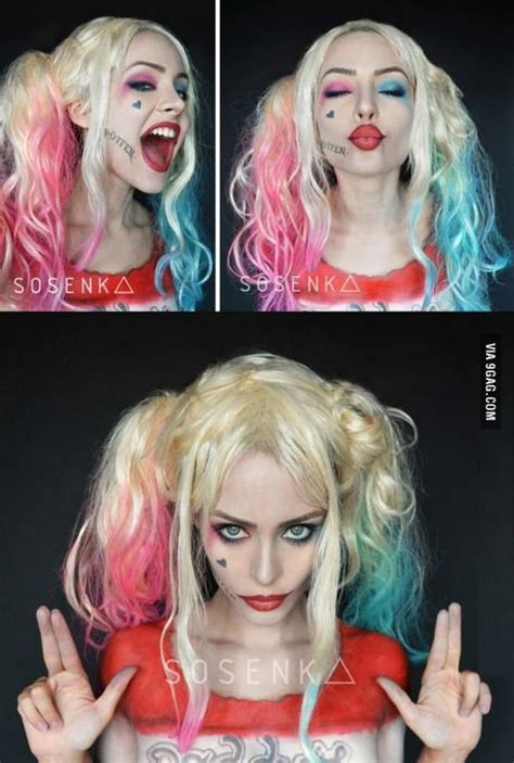 amazing harley quinn costume ideas hative