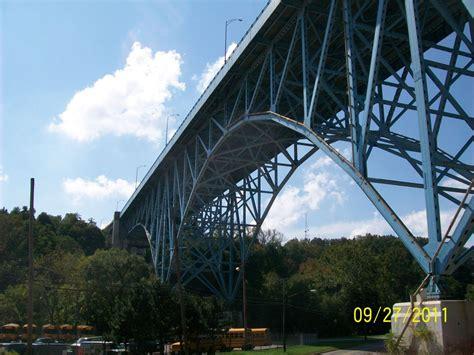 bridgehuntercom  high level bridge